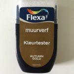 flexa muurverf kleurtester