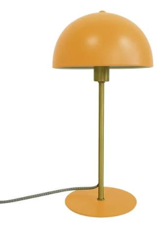gele tafellamp via fonq